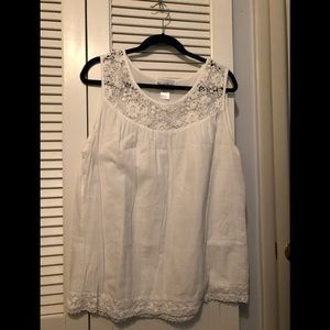 Cotton summer top